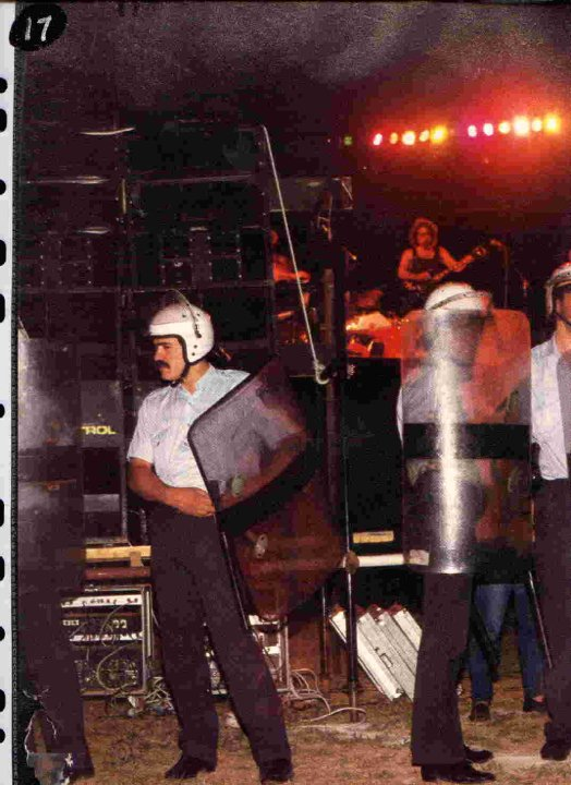 Blue Oyster Cult & MAT July 8, 1987
