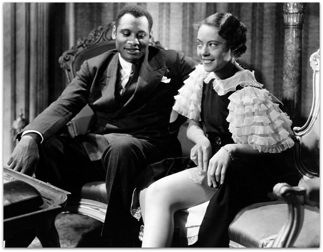 The Emperor Jones with Fredi Washington (1933)