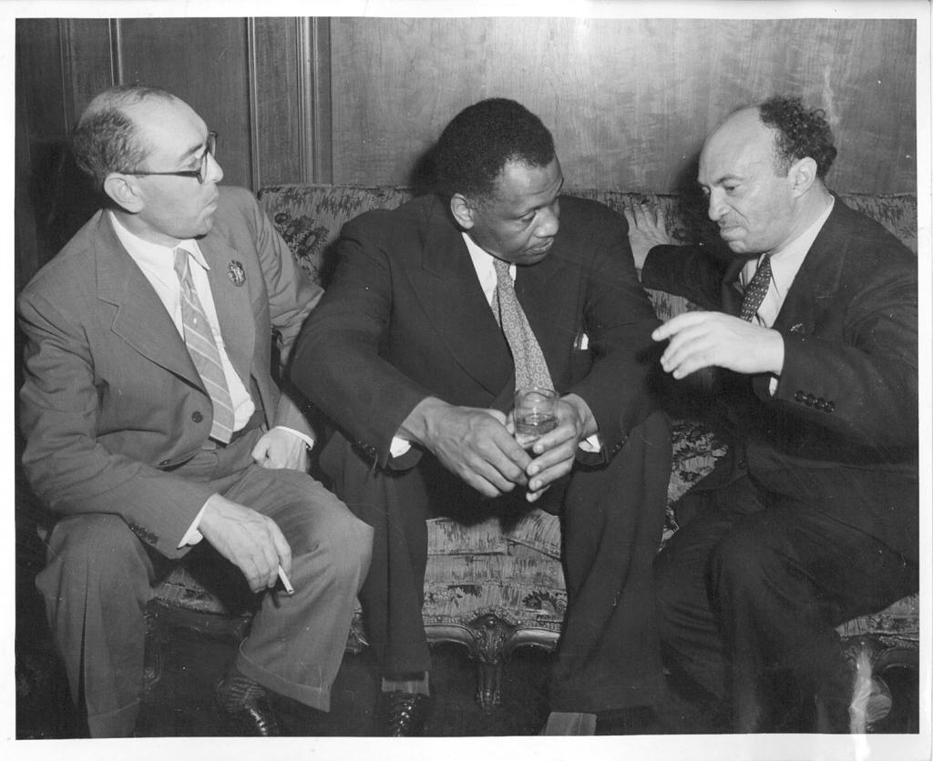 Feffer, Robeson & Mikhoels